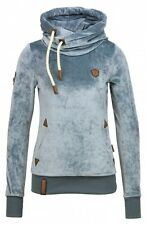Naketano Damen Kapuzenpullover Darth Mack II  Grey