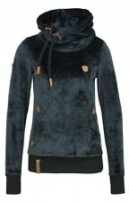 Naketano Damen Kapuzenpullover Darth Mack II  Black