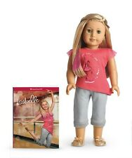American Girl Isabelle 2014 Doll of the Year & Book NEW NEVER REMOVED FROM BOX!