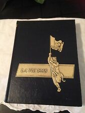 PENN STATE UNIVERSITY LAVIE 1985 YEARBOOK NITTANY LIONS PATERNO STATE COLLEGE PA