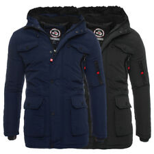 Geographical Norway Alos Giacca Invernale Uomo Parka Parker