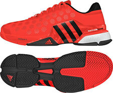 ADIDAS PERFORMANCE BARRICADE 2015 BOOST TENNISSCHUHE SNEAKER TENNIS rot