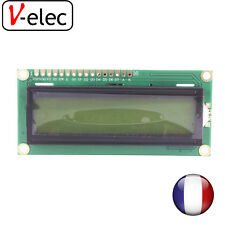 1284# 1602 16x2 HD44780 Character LCD Display Module yellow Blacklight arduino