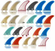 NVS Surf Thruster Honeycomb Fins - Pinne pro da gara super leggere e performanti