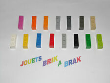 Lego lot de briques brick de 1x3 ou 3x1 choose color and quantity ref 3622