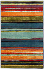 Mohawk Home  New Wave Rainbow Multi (6'X9') Large Area Rug