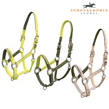Schockemohle Chrome Nice Headcollar