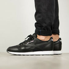 SCARPE UOMO SNEAKERS REEBOK CLASSIC LEATHER NM [BD1652]