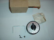 NEW OLD STOCK  M H RHODES VINTAGE TIMER MODEL 70000 TWIST TIME MH