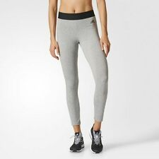 Adidas Damen Away Day Tight (BQ1640) in grau, Gr. S-L    NEU!!!