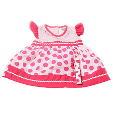 FROCK DRESS FOR BORN BABY GIRL KIDS - BIRTHDAY, PARTY DRESSES
