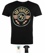 NEW BRAND Official Foo Fighters T-shirt FF Bolts