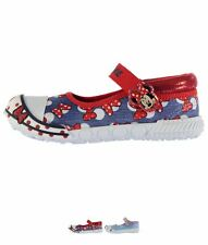 MODA Character Canvas Lo Infant Trainers Frozen