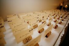 Pre Cut Used Wine Corks Split Halves Half - Ideal for Craft. Fast UK Dispatch