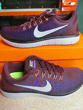 Nike Free RN Distance Mens Running Trainers 827115 600 Sneakers Shoes