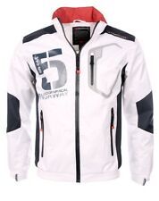 Geographical Norway homme - Veste Blanc Geographical Norway Calife