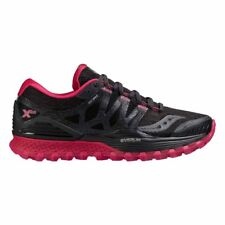 Saucony Xodus Iso W Black/Berry- Scarpa Trail Running Donna