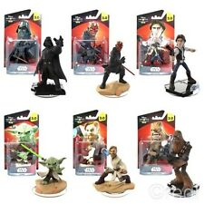 Neu Star Wars Disney Infinity 3.0 Figuren Darth Vader Han Solo Yoda Offiziell