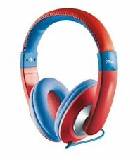 Trust Sonin Kids Headphone, Hearing Protection for Kids - Red/Blue