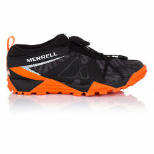 Merrell Avalaunch Tough Mudder Hombres Naranja Negro Zapatillas De Trail Running