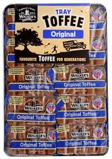 Walkers NonSuch Original Toffee Bars with Tray Gift British Made England UK