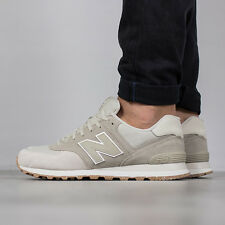 SCARPE UOMO SNEAKERS NEW BALANCE [ML574SEA]
