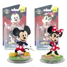 neuf disney infinity 3.0 Mickey ou Minnie Mouse Character figurines Officiel