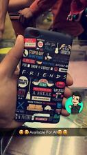 Friends TV Series Printed Back Case for iPhone, Samsung and OnePlus....