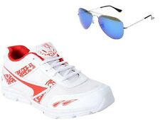 ABZ COMBO OF RUNNING SHOES+BRANDED SUNGLASSES-17