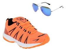 ABZ COMBO OF RUNNING SHOES+BRANDED SUNGLASSES-24