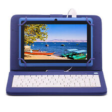 """7"""" Quad Core 8GB Tablet PC Android4.4 Dual Kamera WiFi Bluetooth Kinder Geschenk"""