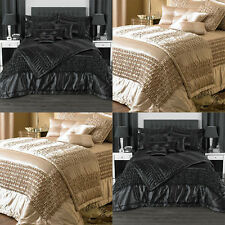 Elegance Bedroom Couture Monte Carlo Satin Bed Runner