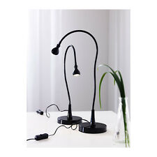 IKEA JANSJO LED 001.696.35 Desk Reading Light Bendy Flexible Neck USB Office