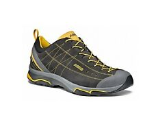 SHOES SCARPE TREKKINGAPPROACH HIKING ASOLO NUCLEON GV GORETEX A40012 A147GRAFITE