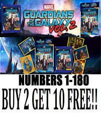 Panini Guardians Of The Galaxy Vol 2 Stickers BUY 2 GET 5 FREE  BUY 3 GET 9 FREE