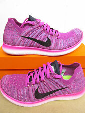 nike womens free RN flyknit running trainers 831070 601 sneakers shoes