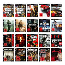 The best Sony PlayStation 3 / PS3 Games USK18 (boxed) (used)