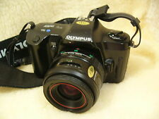 Olympus OM101 Classic Vintage 1980s SLR 35mm Film Camera with 35-70mm Zoom Lens