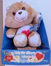Vintage Care Bear Tenderheart KENNER 1985  13
