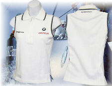 Henri Lloyd BMW Golf Tenis Vela Polo Blanco XS-XL Más Disponible