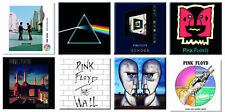 Pink Floyd Fridge Magnet Wish You Were Here Logo new Official 76mm x 76mm