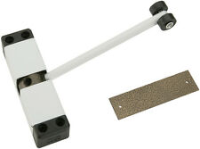 NEW Spring Arm Door Closer White, Safety, Security, Door closer, Reversible