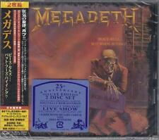 Megadeth Peace Sells... But Who's Buying 2 CD album (Double CD) Japanese