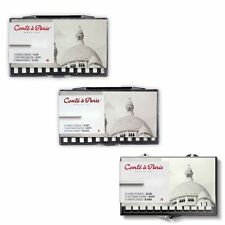 Conte a Paris Carres Sketching Sets 12 White Crayons HB, B or 2B