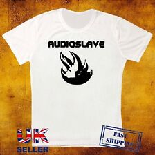 AUDIOSLAVE ROCK Supergroup GRUPPO MUSICALE LIKE STONE Be Yourself UNISEX T SHIRT