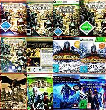 PS3 / XBOX 360 Der Herr Der Ringe Die Eroberung -LORD of the Rings-The Conquest