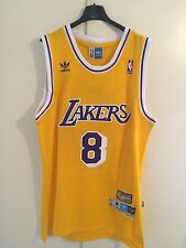 Maglia canotta NBA basket Kobe Bryant Jersey Los Angeles Lakers New S/M/L/XL/XXL