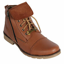 Greentree Mens Boots Shoes Stylish Smart Casual Men Shoes MFS77