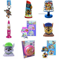 Paw Patrol Lights and Lamps (Assorted)