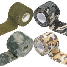 RUBAN AUTO-COLLANT MILITAIRE CAMOUFLAGE PAINTBALL